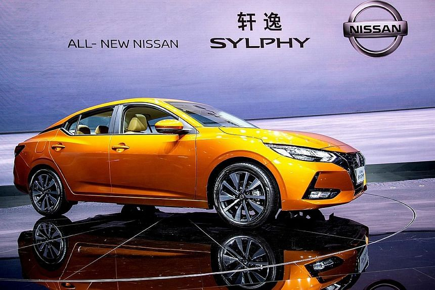 All-new Sylphy