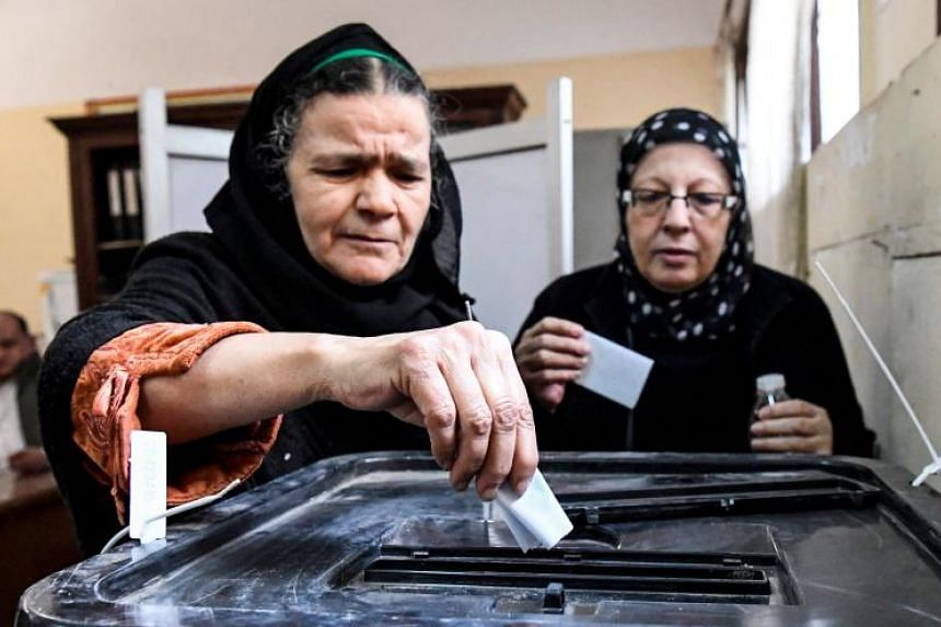 Some 55 million of Egypt's nearly 100 million population are eligible to vote in the referendum, which will be held over three days.
