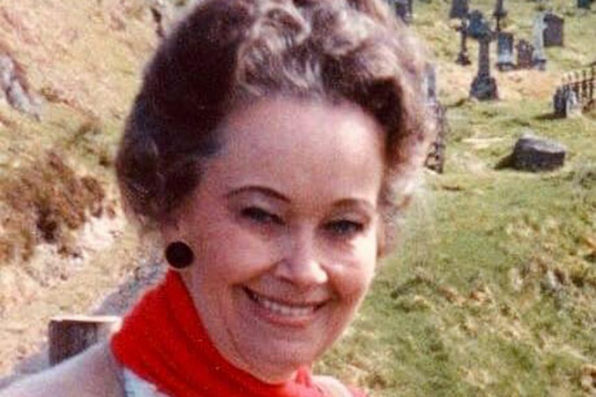 Lorraine Warren and her husband Ed gained fame investigating haunted houses and other manifestations of the paranormal.