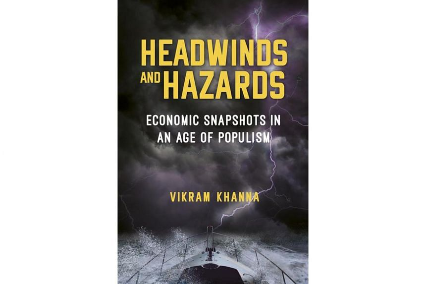 Headwinds And Hazards: Economic Snapshots In An Age Of Populism covers a wide range of topics, including interviews with Nobel prize-winning economists and billionaires, insights into budget deficits and trade wars, as well as book reviews.