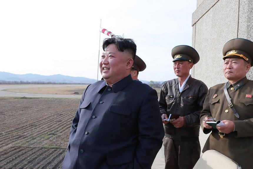 U.S. says tested DPRK weapon system not ballistic missile