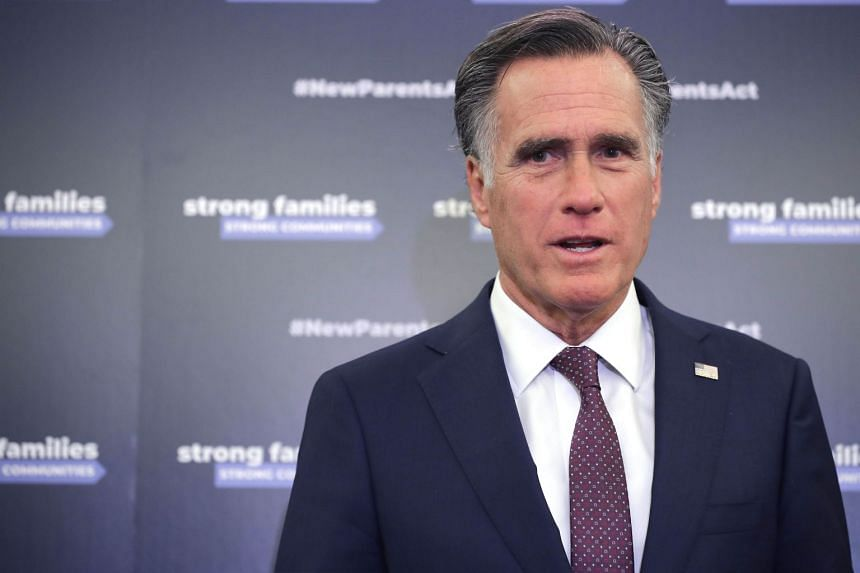 Romney (above) was alone among Republicans in criticising the White House for its behaviour.