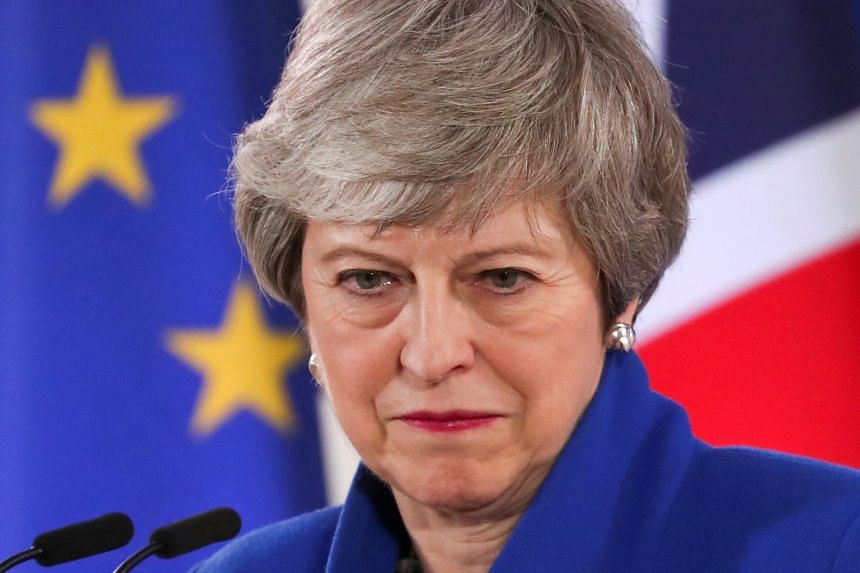 Prime Minister Theresa May will be told to step down by the end of June over her handling of Brexit.