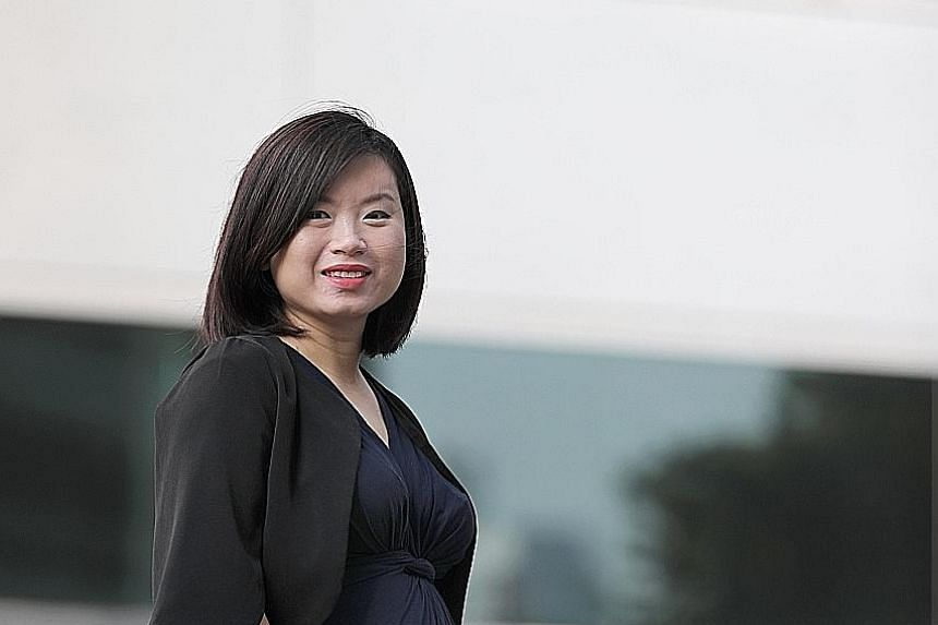 Being frugal is a value which entrepreneur Teo Peiru's parents have instilled in her from a young age.