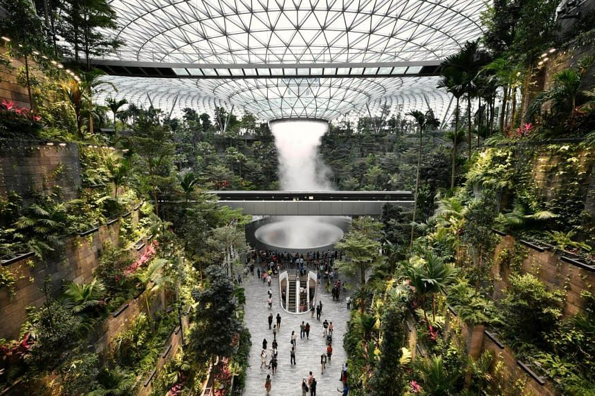 Jewel Changi Airport is an investment to grow traffic by making Singapore's airport more attractive to travellers.