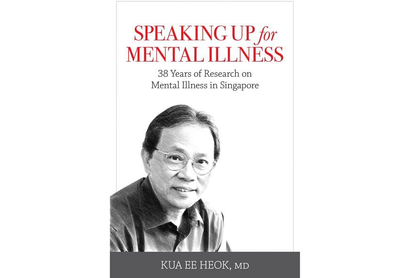 Professor Kua Ee Heok helped to rebrand Woodbridge Hospital as the Institute Of Mental Health (IMH), and served as its first CEO for three years. He firmly believes that change is possible when people with mental health issues are treated.