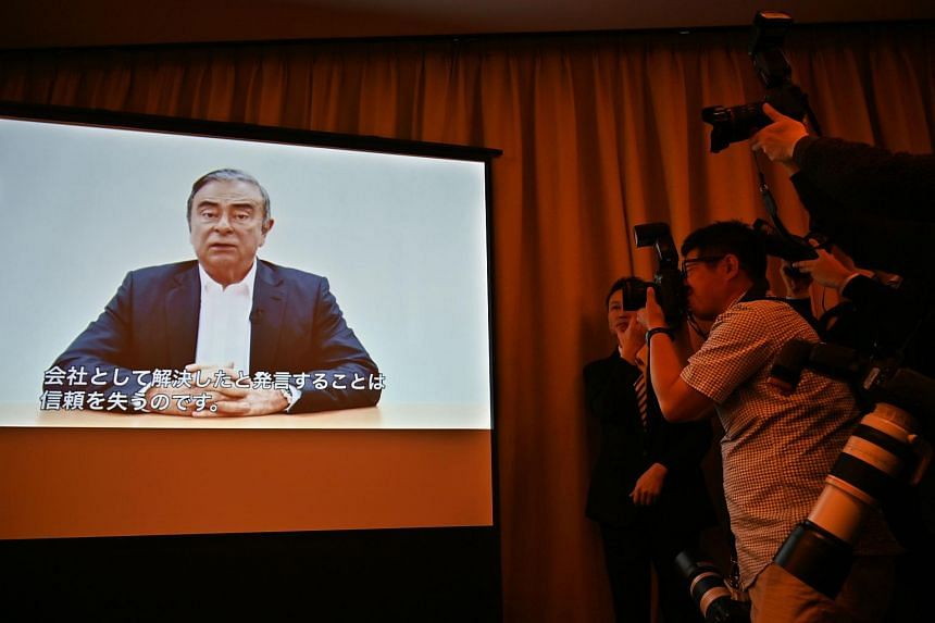 Prosecutors are looking into allegations that Carlos Ghosn funnelled funds from Nissan to a dealership in the Middle East and siphoned off around US$5 million for his personal use.