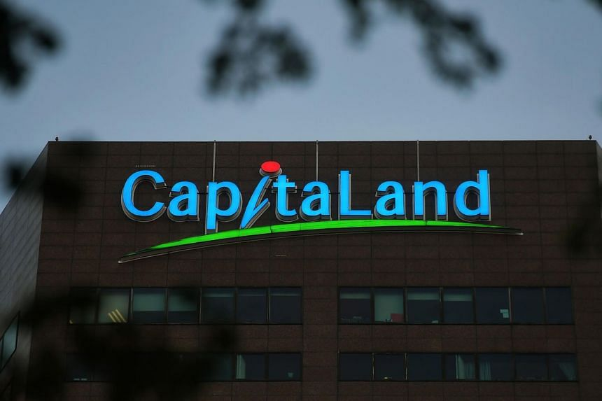 Investors include institutional investors such as pension funds, insurance companies and financial institutions from Asia and Europe, said CapitaLand.