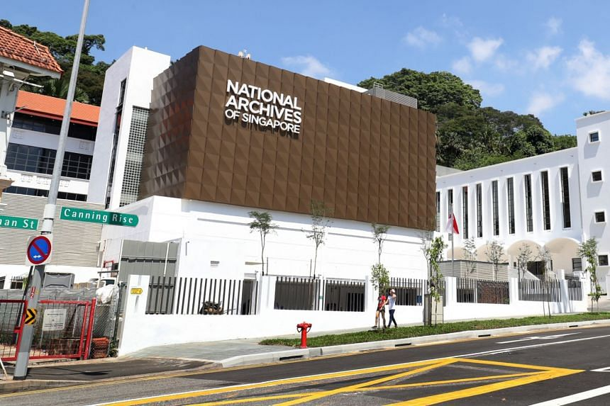 The National Archives of Singapore.