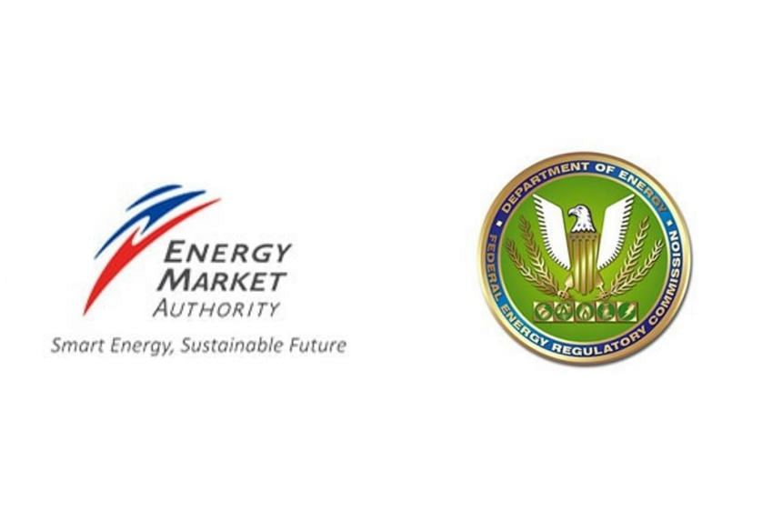 Singapore's Energy Market Authority and the US Federal Energy Regulatory Commission inked a memorandum of understanding on April 22, 2019.