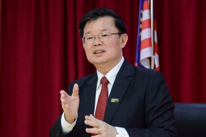 """Penang Chief Minister Chow Kon Yeow said that confusion over the three new islands in the south could have stemmed from media reports which used the word """"approved""""."""