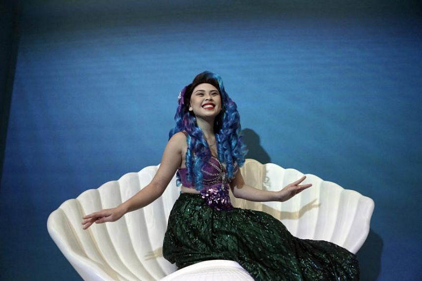 22 Stories, a multi-room theatrical production by theatre company Andsoforth Junior, will feature characters such as Mariah Mackerel Mermaid.