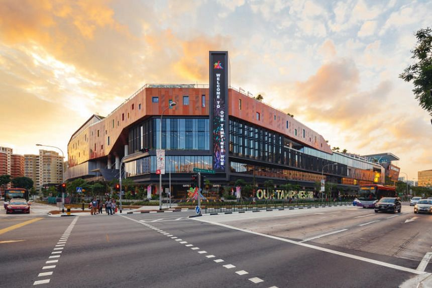 Our Tampines Hub was the sole winner of the Platinum Award out of the 37 projects that were conferred the BCA Universal Design Mark Award this year.