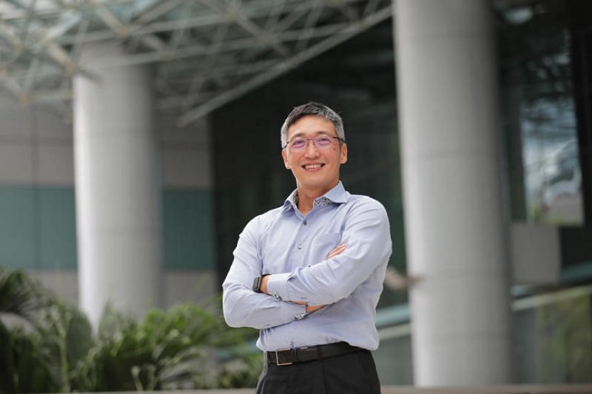 Mr Zee Yoong Kang, chief executive of the Health Promotion Board, shares his lifestyle tips and how he keeps himself healthy.