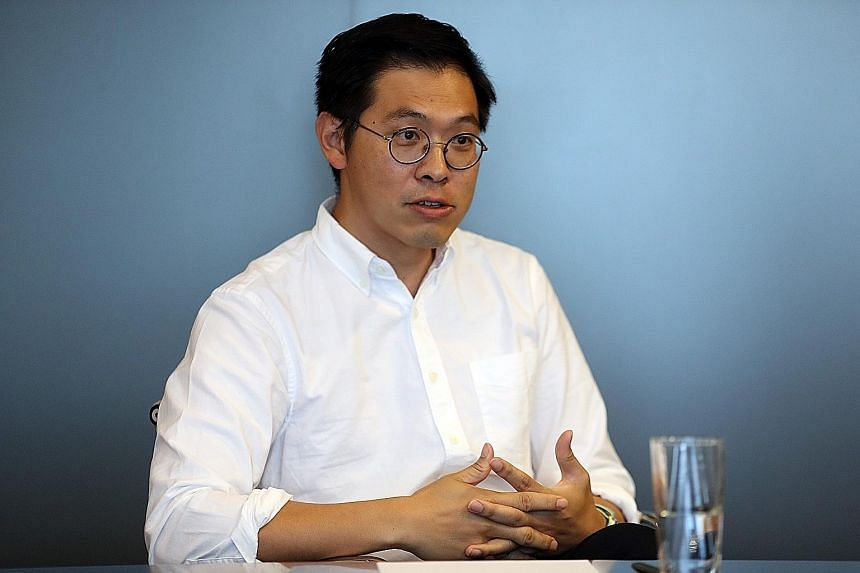 """On why Singapore has to introduce a carbon tax, Economic Development Board managing director Chng Kai Fong says, """"We have to do it. It's a trade-off between our obligations, our environmental sustainability, and our economic growth."""""""