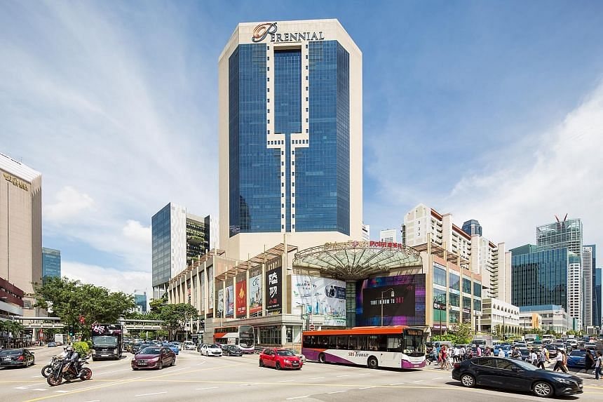 Chinatown Point's transaction price of $520 million translates to $2,450 per sq ft on total net lettable area of the mall. Perennial said that subject to the conditions precedent being satisfied, the transaction is expected to close on or around June