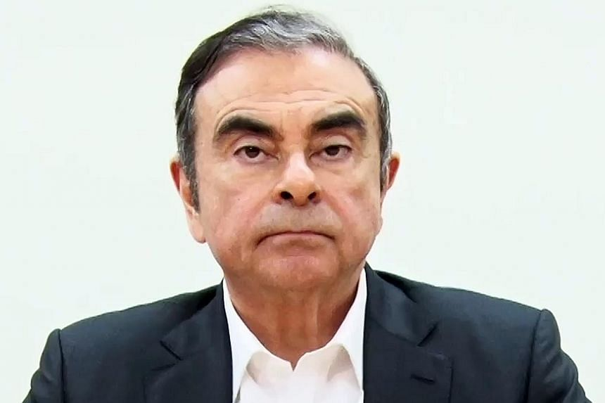 Carlos Ghosn was charged on suspicion of enriching himself at the expense of Nissan.