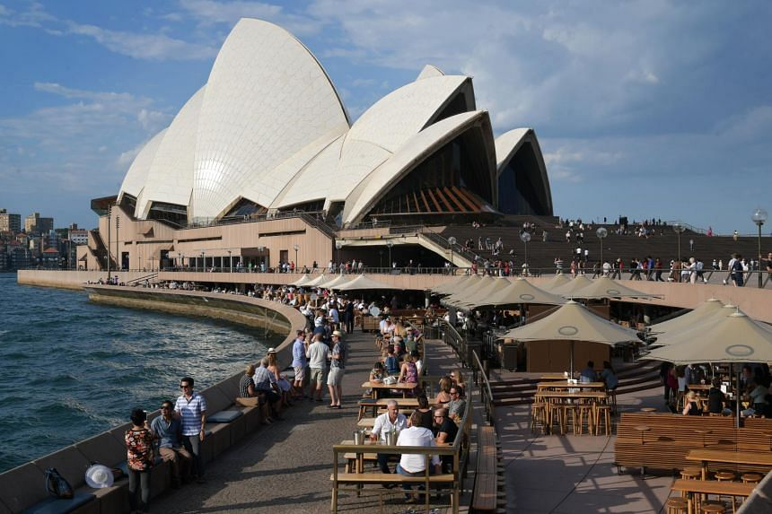 About 500 people were evacuated on April 23 from the Sydney Opera House concourse and adjoining restaurants following a gas leak, firefighters said as they monitored the atmosphere for gas levels.