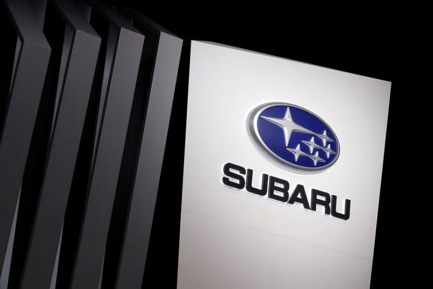 The 100,000 sq m facility in Bangkok's Ladkrabang Industrial Estate is Subaru's first plant in Asia.