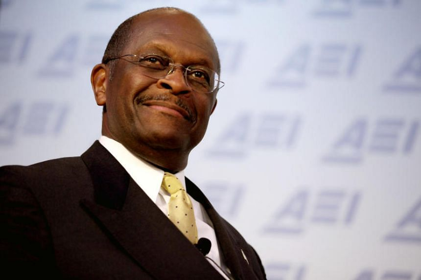 Mr Herman Cain had vowed to fight on in several interviews, saying it was not clear that the minds of the four Republican senators who voiced concerns about his nomination cannot be changed.
