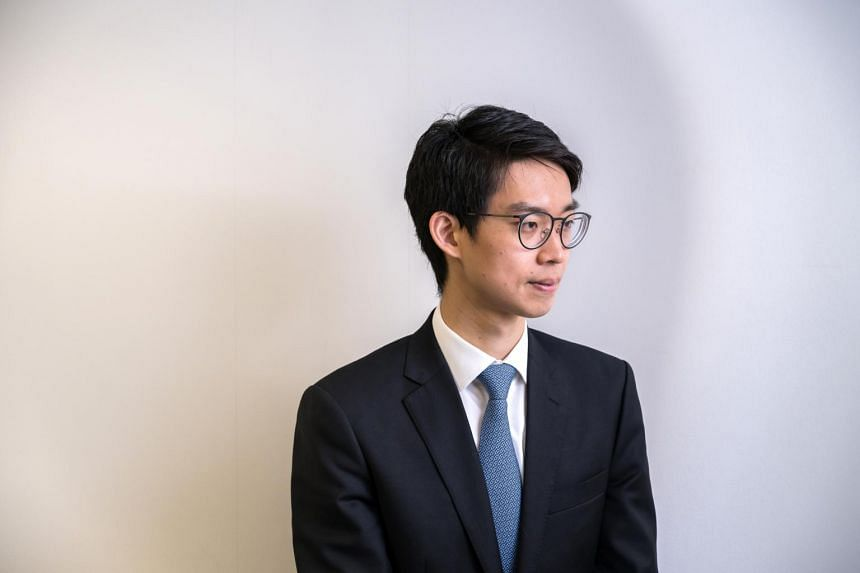 Alex Shih took over running Centaline, which handles two out of every five property transactions in Hong Kong, at the start of this year when he was named vice-chairman.