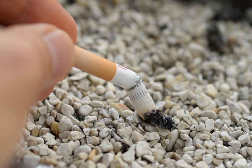A blanket ban on smoking within the university premises by teaching and other staff will take effect from August.