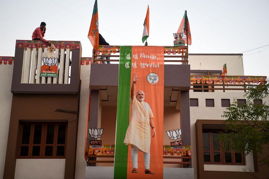 Prime Minister Narendra Modi ruled Gujarat for over a decade before leading the party to national power in a 2014 landslide.