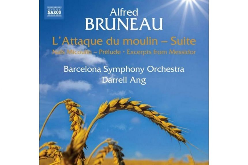 The ground-breaking album brings together over an hour of orchestral excerpts from  operatic composer Alfred Bruneau's little-known and almost-forgotten operas.