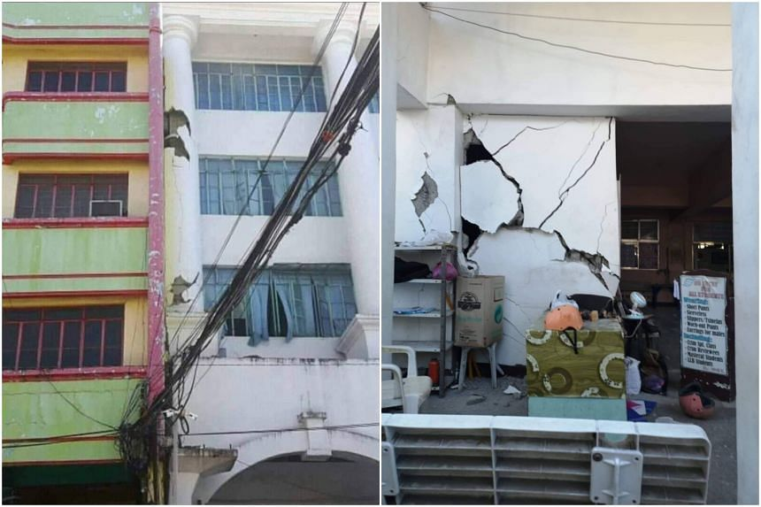 The authorities were assessing possible damage from the latest quake, which struck at a depth of 70km, but warned that residents should expect aftershocks.