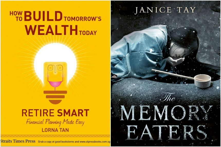 Straits Times Press launched 20 e-book titles on Amazon Kindle in April 2019, ranging from financial journalist Lorna Tan's bestselling collection Retire Smart (2018) to Janice Tay's fantasy novel The Memory Eaters (2017). Two more titles are planned