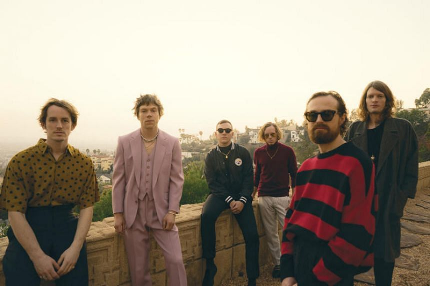 Social Cues is the fifth studio album by American rock band Cage the Elephant.
