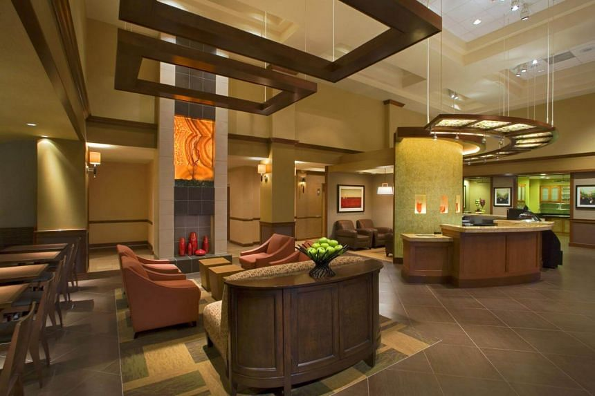 The business trust's initial portfolio comprises 38 hotels, consisting of 27 Hyatt Place select-service hotels and 11 Hyatt House extended-stay hotels across the United States.
