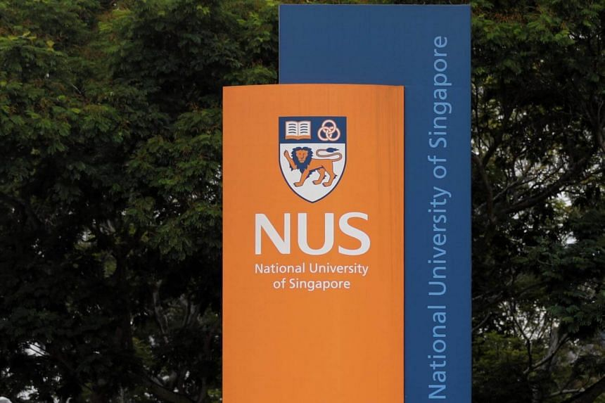 The 23-year-old NUS student had been given a conditional warning by police for his involvement in a sexual misconduct case at a residence hall.
