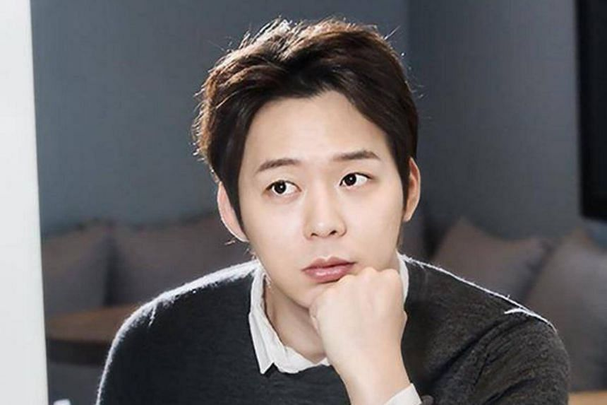 Park Yoochun claimed he had no knowledge of who he was sending money to or what was in a package he had picked up.