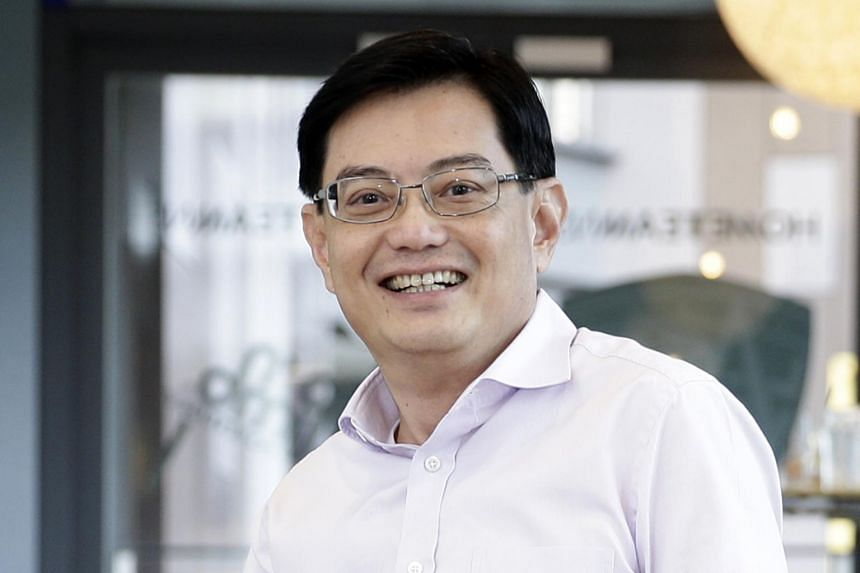 Minister Heng Swee Keat was appointed as the sole Deputy Prime Minister in the latest Cabinet reshuffle yesterday, a strong signal to the international community that he is next in charge.