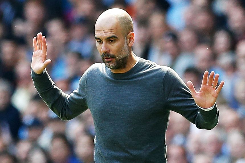 """Manchester City manager Pep Guardiola is expecting """"the best Manchester United"""" when the two teams face off at Old Trafford today."""