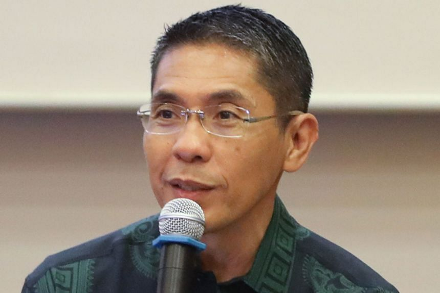 DR MALIKI OSMAN, Senior Minister of State for Defence and Foreign Affairs.