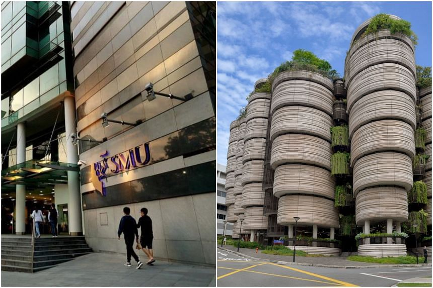 Both Singapore Management University and Nanyang Technological University have sent internal circulars to their students on April 24, following the recent case of sexual misconduct at the National University of Singapore.