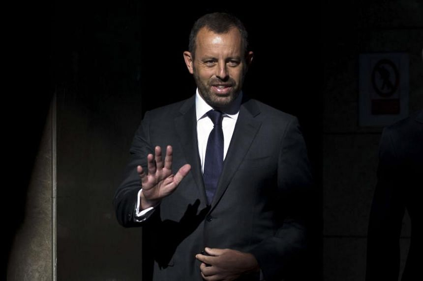 Former Barcelona club president Sandro Rosell, who spent nearly two years in pre-trial custody money laundering, was acquitted on April 24, 2019.