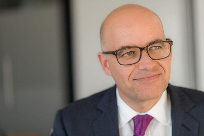 Mr Alex Jeffrey is the newly-appointed chief executive officer at Savills IM.