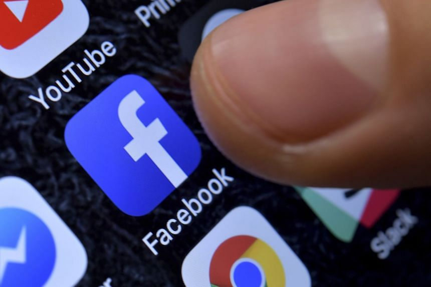 Facebook said it had set aside US$3 billion to pay any fine by the US Federal Trade Commission.