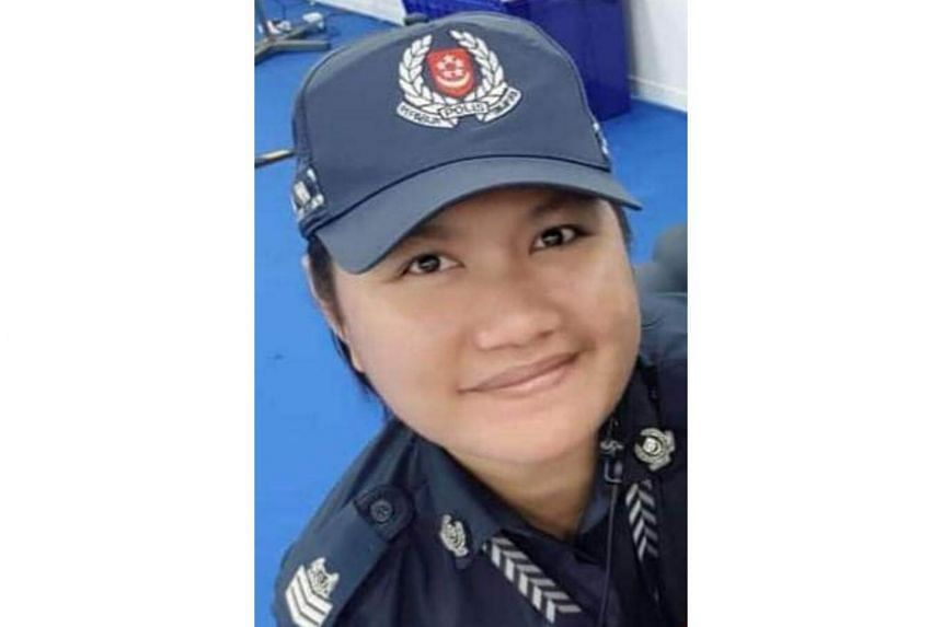 Policewoman Salinah Mohamed, a mother of three, was taken to Singapore General Hospital, but was taken off life support four days later.
