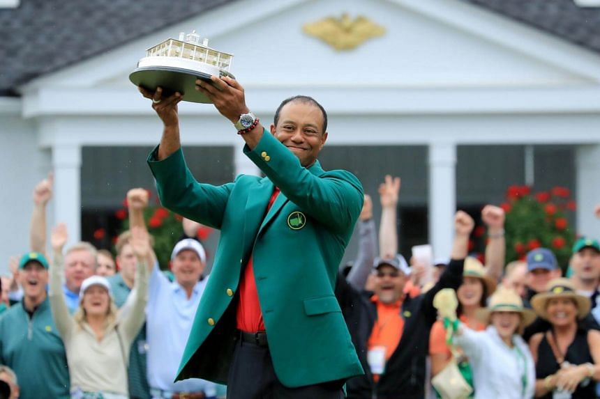Masters champion Tiger Woods stunned the sporting world earlier this month by completing an epic comeback from spinal fusion surgery to win his 15th Major at Augusta National and his first since the 2008 US Open.