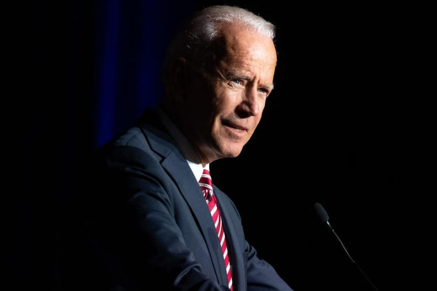 Mr Joe Biden would join a crowded field of nearly 20 other candidates seeking to defeat US President Donald Trump.