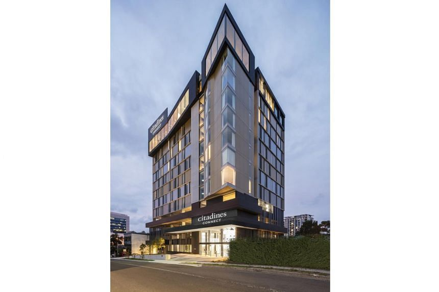 Ascott Reit acquires prime freehold limited-service business hotel in Sydney, Australia.
