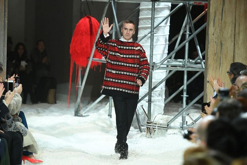 Calvin Klein had let go of its chief creative officer Raf Simons and followed that by shuttering its 205W39NYC runway line.