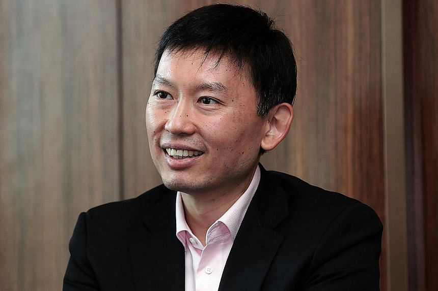 SENIOR MINISTER OF STATE FOR TRADE AND INDUSTRY CHEE HONG TAT