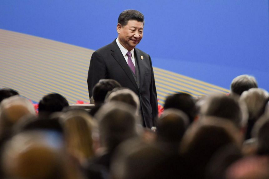"""At the Belt and Road Forum opening ceremony on April 26, President Xi Jinping said the global infrastructure project should be done in a transparent way, with zero tolerance for corruption, and that China would also promote """"green"""" development."""