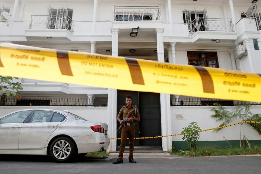 The blunder comes after Sri Lankan authorities dramatically revised the death toll in the attacks, from nearly 360 dead to 253.