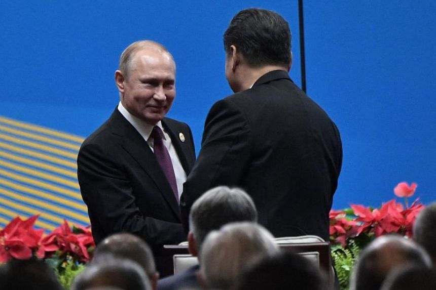 "Russian President Vladimir Putin said the Belt and Road Initiative ""fits perfectly"" with the goals of the Russia-led Eurasian Economic Union - a grouping that also includes Armenia, Kazakhstan, Belarus and Kyrgyzstan."